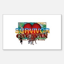 Survivor Cagayan Decal