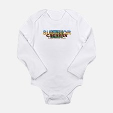 Survivor Cagayan Long Sleeve Infant Bodysuit