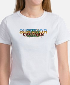 Survivor Cagayan Women's T-Shirt