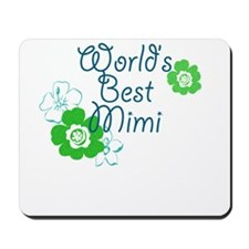 World's Best Mimi Mousepad
