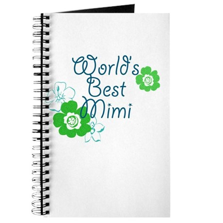 World's Best Mimi Journal