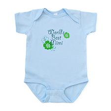 World's Best Mimi Infant Bodysuit