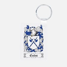 Eccles Aluminum Photo Keychain