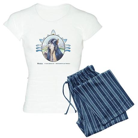 Walela Hummingbird Women's Light Pajamas