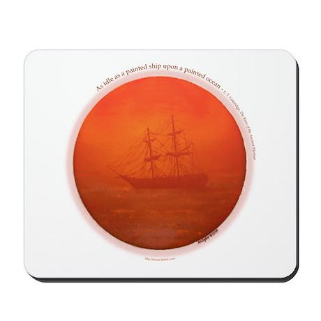 Mousepad, Coleridge Rime Ancient Mariner picture
