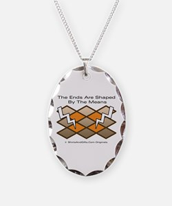 Contrary Philosophical Necklace