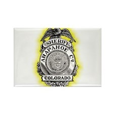 Arapahoe County Sheriff Rectangle Magnet