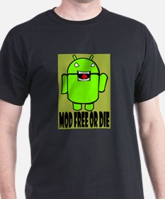 Andy the MOD Android T-Shirt
