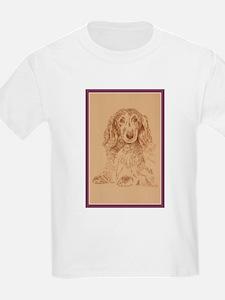 Longhaired Dachshund T-Shirt