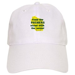 Solidarity - Union - Recall W Baseball Cap