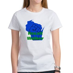 Solidarity - Union - Recall W Tee