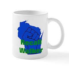 Solidarity - Union - Recall W Mug