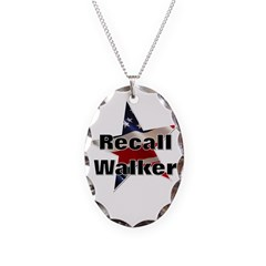 Solidarity - Union - Recall W Necklace
