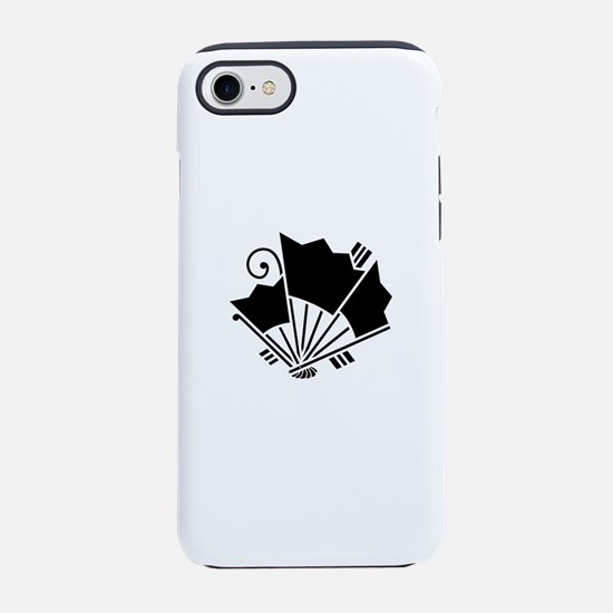 Butterfly-shaped fans iPhone 7 Tough Case