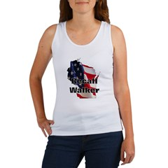 Solidarity - Union - Recall W Women's Tank Top