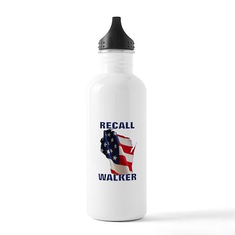 Solidarity - Union - Recall W Stainless Water Bott