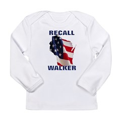 Solidarity - Union - Recall W Long Sleeve Infant T