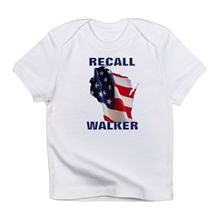 Solidarity - Union - Recall W Infant T-Shirt