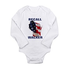 Solidarity - Union - Recall W Long Sleeve Infant B
