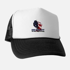 Solidarity - Union - Recall W Trucker Hat