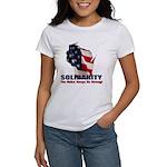 Solidarity - Union - Recall W Women's T-Shirt