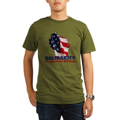 Solidarity - Union - Recall W T-Shirt