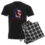 Solidarity - Union - Recall W Men's Dark Pajamas