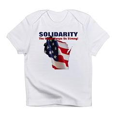 Solidarity - Union - Recall W Infant T-Shirt