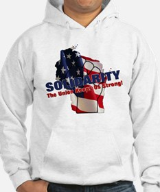 Solidarity - Union - Recall W Hoodie