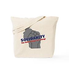 Solidarity - Union - Recall W Tote Bag