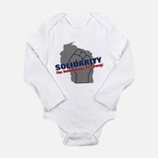 Solidarity - Union - Recall W Long Sleeve Infant B