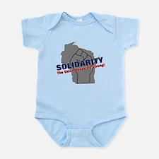 Solidarity - Union - Recall W Infant Bodysuit