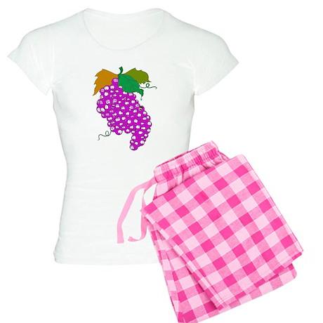 GRAPES Women's Light Pajamas