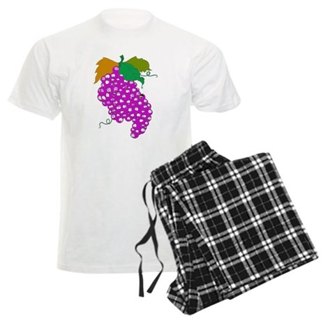 GRAPES Men's Light Pajamas