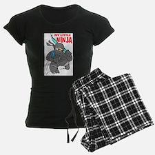My Little Ninja pajamas