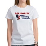 Solidarity - Union - Recall W Women's T-Shirt
