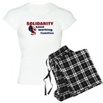 Solidarity - Union - Recall W Women's Light Pajama