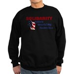 Solidarity - Union - Recall W Sweatshirt (dark)