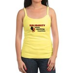 Solidarity - Union - Recall W Jr. Spaghetti Tank