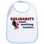 Solidarity - Union - Recall W Bib
