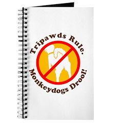 Monkeydogs Drool Journal