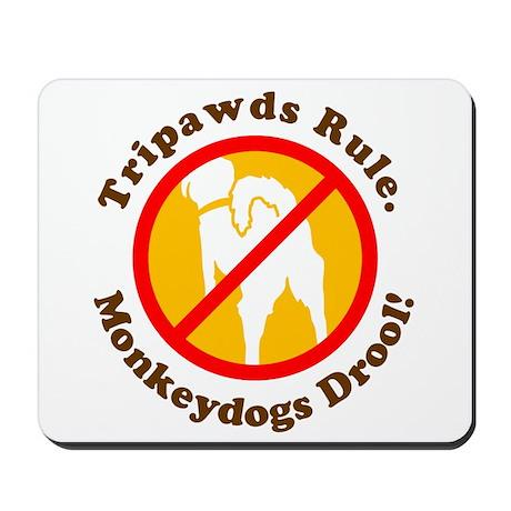 Monkeydogs Drool Mousepad