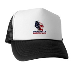 Solidarity - Union - Recall W Trucker Hat