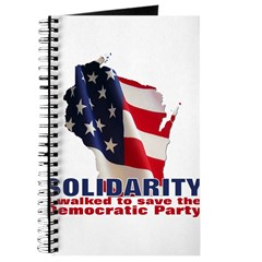 Solidarity - Union - Recall W Journal