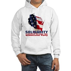 Solidarity - Union - Recall W Hoodie