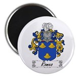 Romeo Coat of Arms Magnet