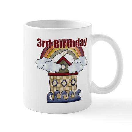 3rd Birthday Mug
