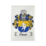 Romano Coat of Arms Rectangle Magnet (100 pack)