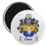 Romano Coat of Arms Magnet
