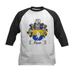 Romano Coat of Arms Kids Baseball Jersey